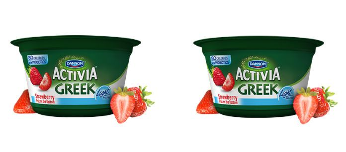 Dairy Spotlight: Activia Greek Light Strawberry