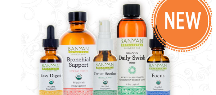 Personal Care Spotlight: Introducing Banyan Botanicals New! Throat Soother and Bronchial Support