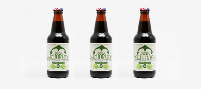 Drink Spotlight: Anchorhead Hopped Ready to Drink Cold Brew Coffee