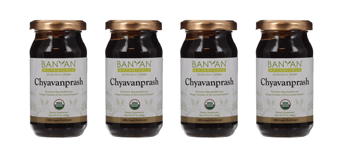 Supplement Spotlight: Banyan Botanicals Chyavanprash Herbal Jam