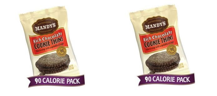 Food Spotlight: Fusion Gourmet Mandy's Chocolate Cookie Thins