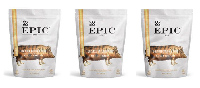Snack Spotlight: EPIC Maple & Uncured Bacon Bites