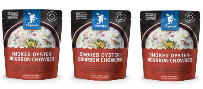 Food Spotlight: Fish People Smoked Oyster and Bourbon Chowder