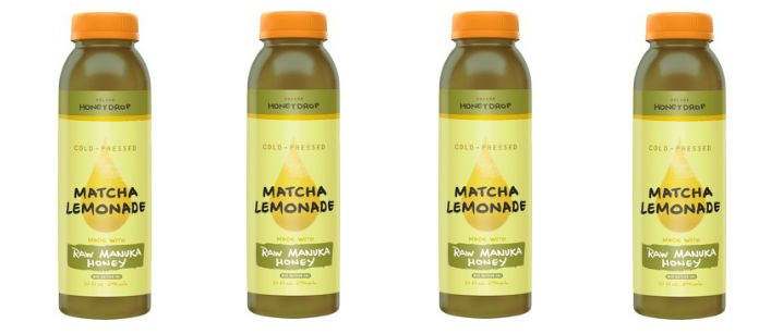 Drink Spotlight: Honeydrop Matcha Honey Cold Pressed Lemonade