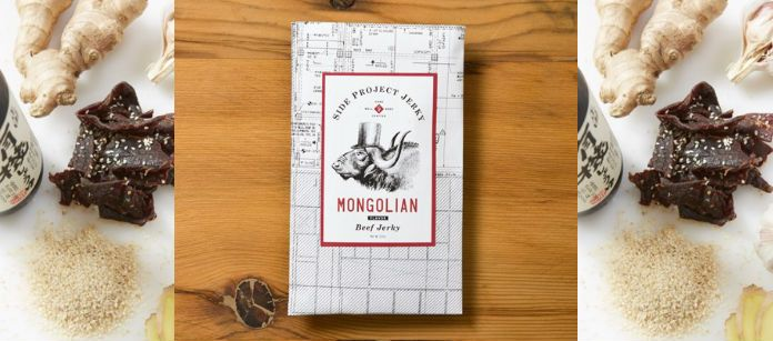 Snack Spotlight: Side Project Mongolian Flavor Jerky