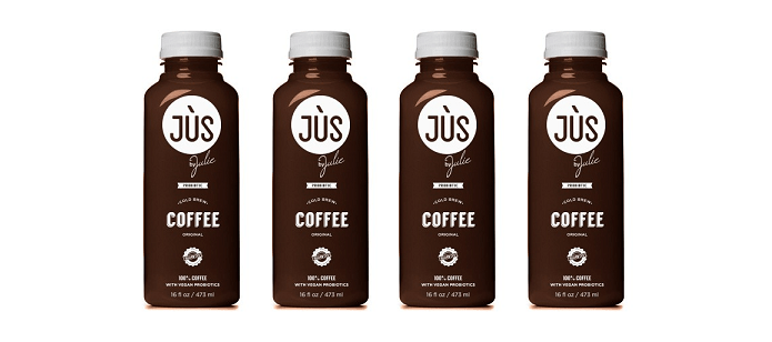 Drink Spotlight: Jus Probiotic Cold Brew Coffee