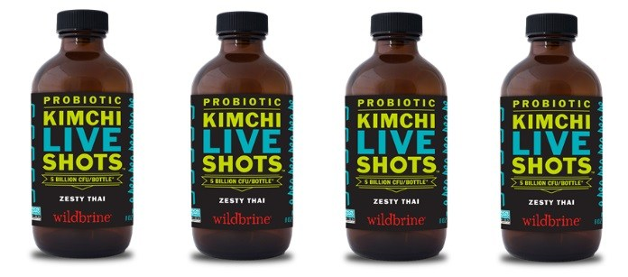 Drink Supplement Spotlight: Wildbrine Zesty Thai Probiotic Kimchi Live Shots