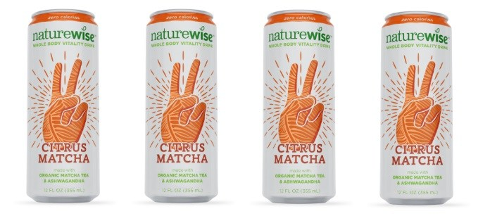 Drink Spotlight: NatureWise Citrus Matcha Whole Body Vitality Drink