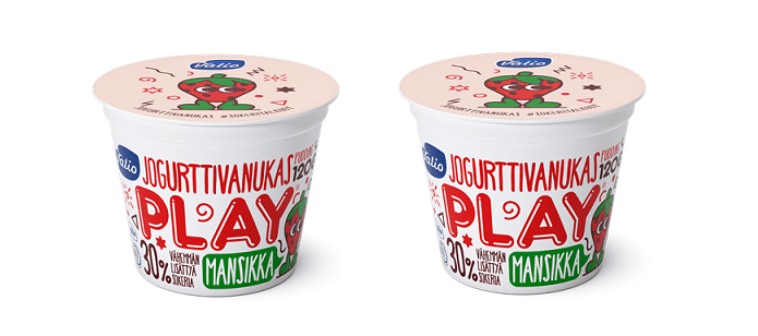 Dairy Spotlight: Valio Play Yogurt