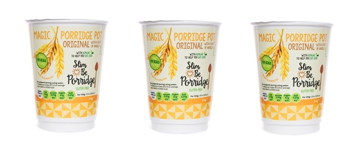 Food Spotlight: SlimBe Magic Original Magic Porridge Pots