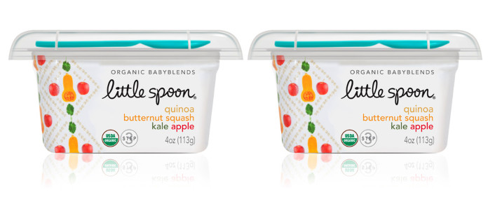 Baby Food Spotlight: Little Spoon Organic Quinoa, Butternut Squash, Apple, Kale