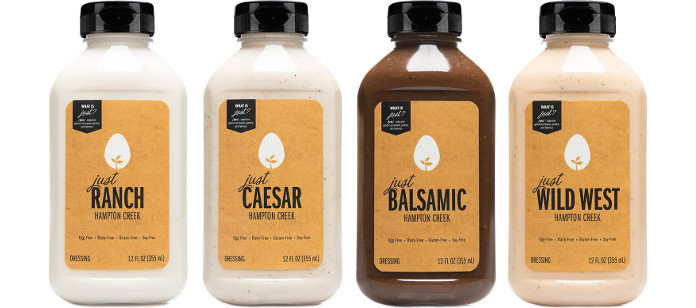 Food Spotlight: Hampton Creek Just Dressing
