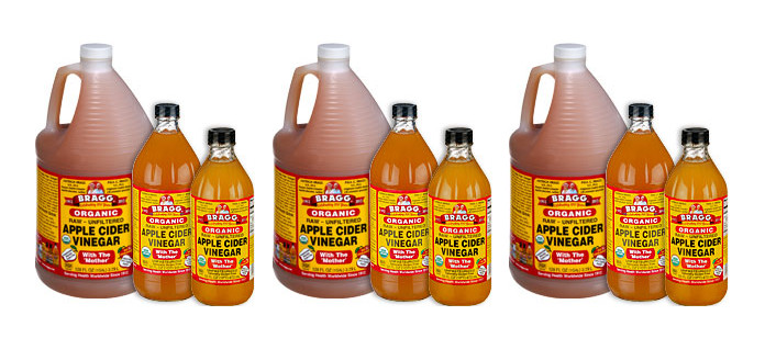 Drink Spotlight: Bragg Organic Raw Apple Cider Vinegar