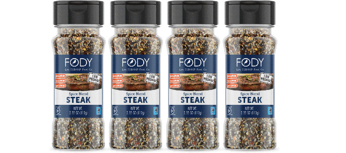 Food Spotlight: FODY Low FODMAP Steak Spice Blend