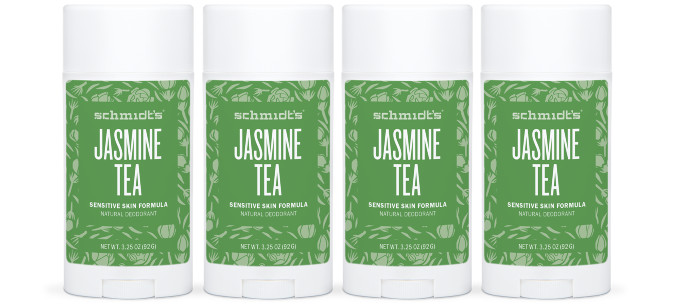 Skin Care Spotlight: Schmidt's Sensitive Skin Deodorant Stick – JASMINE TEA