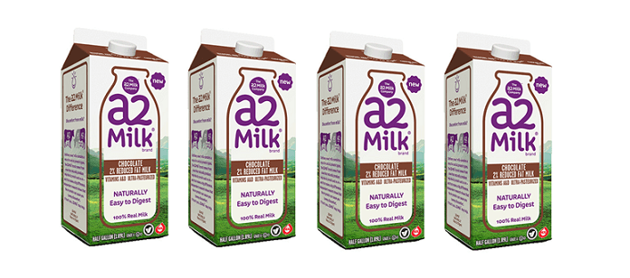 Dairy Drink Spotlight: a2 Milk® Chocolate 2% Reduced Fat Milk