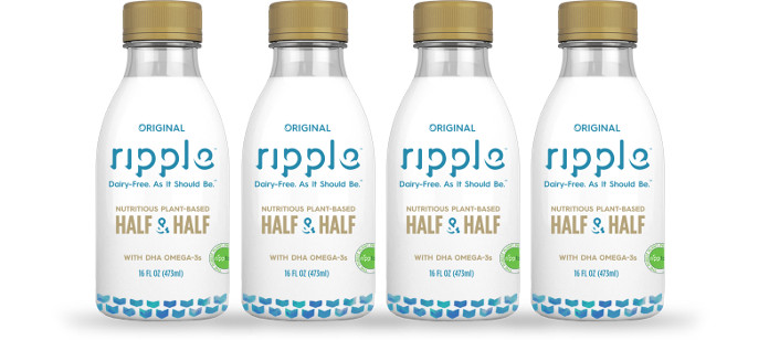 Drink Spotlight: Ripple Original Nutritious Plant-Based Half & Half