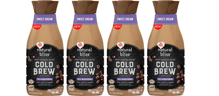 Drink Spotlight: Coffee-mate Natural Bliss Sweet Cream Cold Brew Coffee