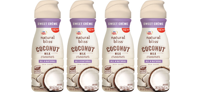 Drink Spotlight: Coffee-mate Sweet Creme Coconut Milk Coffee Creamer
