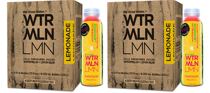 Drink Spotlight: WTRMLN WTR Cold Pressed Watermelon Lemonade