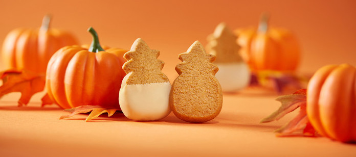 Snack Spotlight: Pumpkin Shortbread Cookies Return For A Limited Time To Honolulu Cookie Company
