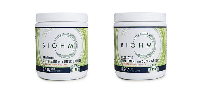 "Supplement Spotlight: BIOHM Health launches ""BIOHM Super Greens,"" with a proprietary probiotic featuring beneficial fungus"