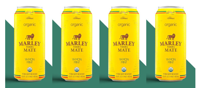 Drink Spotlight: New Age Marley Yerba Mate Ya Mon Mint