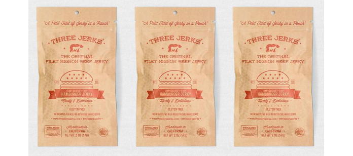 Snack Spotlight: Three Jerks Filet Mignon Hamburger Jerky – Beefy & Delicious
