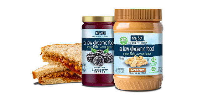 Packaging Spotlight: Fifty50 Foods Unveils New Packaging for its Certified Low-Glycemic Products