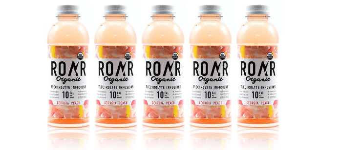 Drink Spotlight: ROAR Organic Georgia Peach