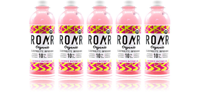 Drink Spotlight: ROAR Organic Cucumber Watermelon