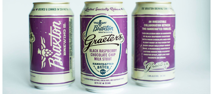 Industry News: Braxton Brewing Co. and Graeter's Ice Cream's Collaborative Milk Stout Makes Its Much Anticipated Encore