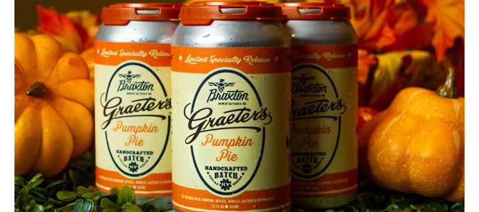 Industry News: Cincinnati's Braxton Brewing Co. Gets Into the Pumpkin Pie Patch Just in Time for Fall