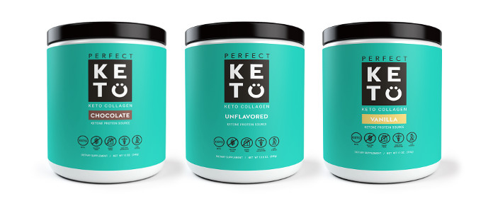 Supplement Spotlight: Perfect Keto Grass-Fed Keto Collagen (with MCT)