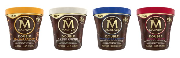 Magnum Ice Cream Launches its Most Indulgent Chocolate Experience Yet with New Double Ice Cream Tubs