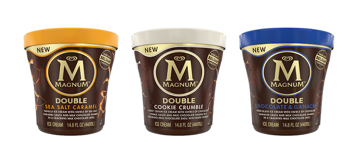 Dessert Spotlight: Magnum Ice Cream Launches its Most Indulgent Chocolate Experience Yet with New Double Ice Cream Tubs
