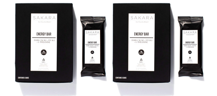 Bar Spotlight: Sakara Energy Bars