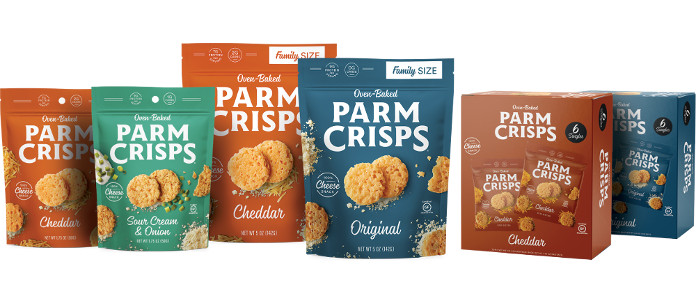 Industry News: ParmCrisps Launches Explosion of Innovation as it Surges into Snacking