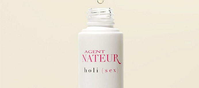 Skin Care Spotlight: Agent Nateur holi(sex) intimate oil
