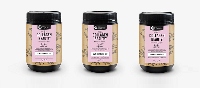 Supplement Spotlight: Nutra Organics Wildflower Collagen Beauty