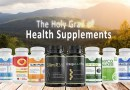 Online health and wellness supplements store.
