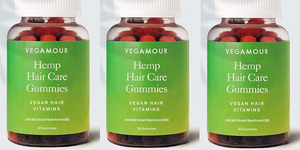Beauty Supplement Spotlight: Vegamour Vegan Hemp Hair Care Gummies