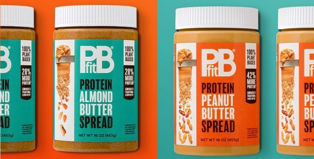 PBfit Introduces New Creamy Spreads