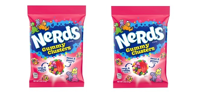 Candy Spotlight: Fun and Innovative NERDS® Candy Debuts First-of-its-Kind Treat: 'Nerds Gummy Clusters'
