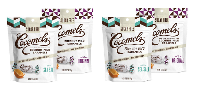 Chocolate Spotlight: Cocomels Adds New Sugar Free Coconut Milk Caramels to Line Up