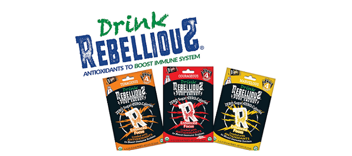 Drink Spotlight: Rebellious Infusions Launches Pure Energy