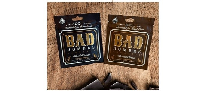 Chocolate Spotlight: Tre HoldCo expands into California with new brand: Bad Hombre Cannabis™, THC-Infused Artisan Chocolate