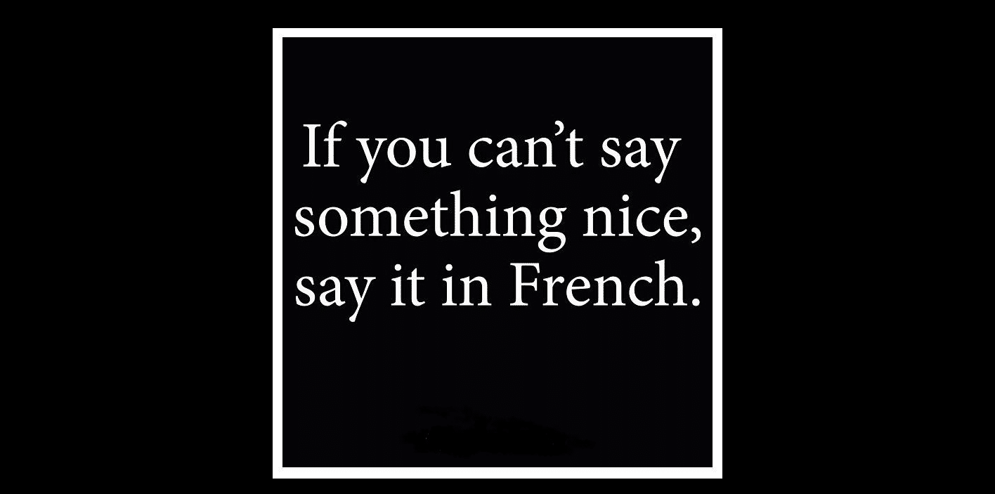 15 Interesting Expressions and French Proverbs » Trnslate org