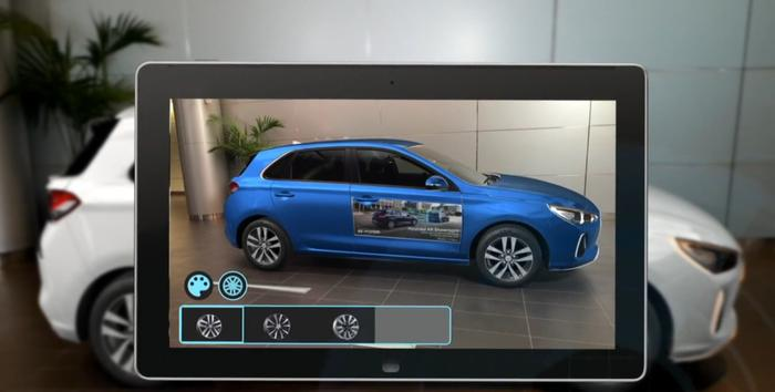 hyundai augmented reality app