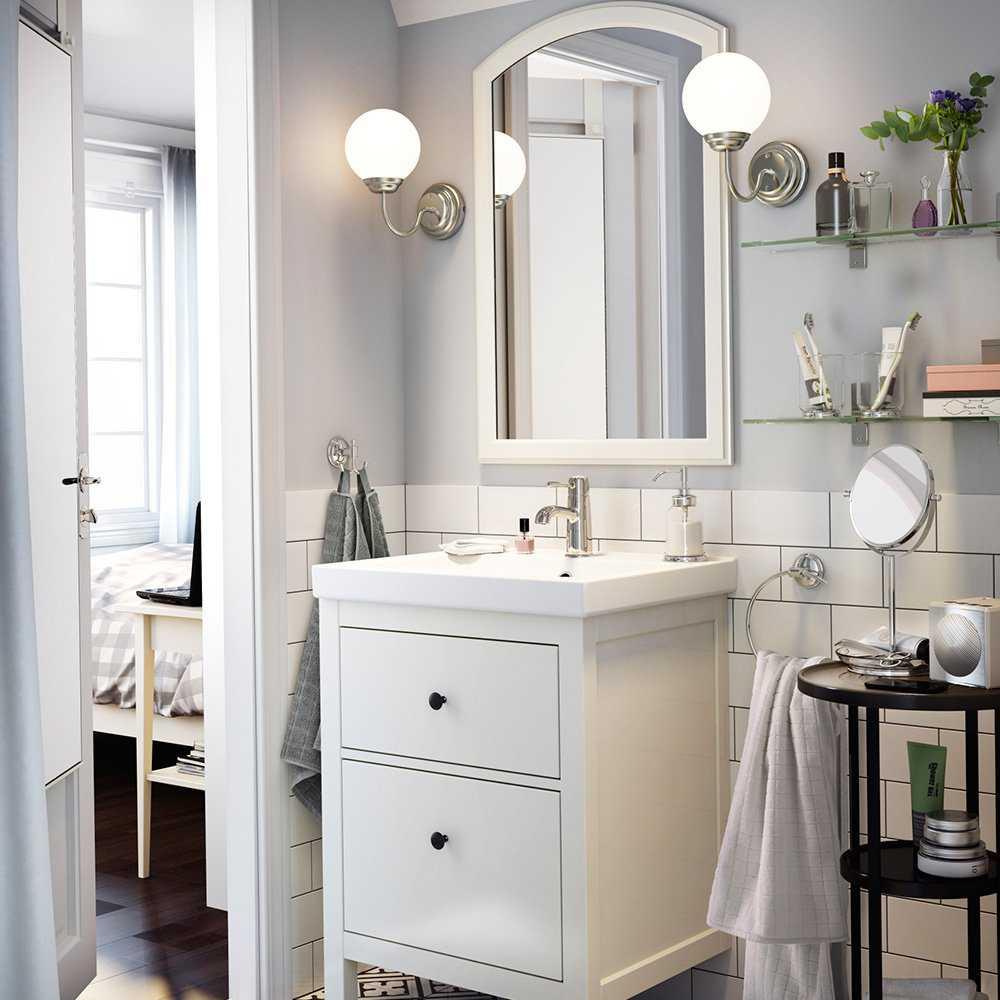 Tonnant Luminaire Salle De Bain Ikea Design Chemin E For Petites Salles Bains Marie Inspirations Et Images Trobo Style